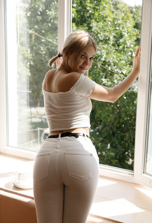 Ass In Jeans Porn